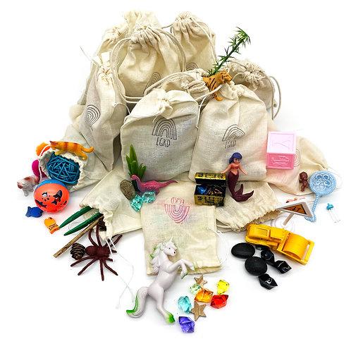 Mini Kit Play Piece (No Dough) Grab Bag