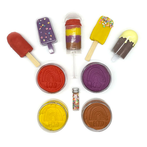 Popsicle Play Kit