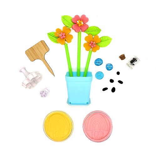GF Flower Mini Kit (Full Size Dough and Play Pieces)