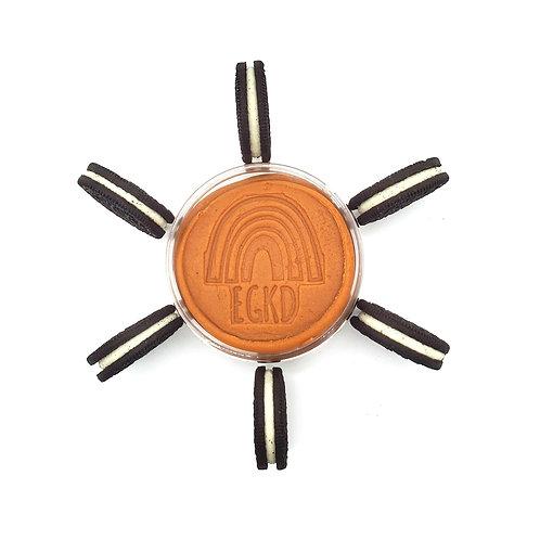 Medium Brown (Chocolate) Half Pound KidDough Single