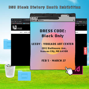 KCAI BSU | Black History Month Exhibition