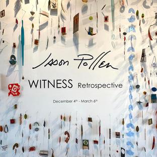 Witness: Retrospective by Jason Pollen