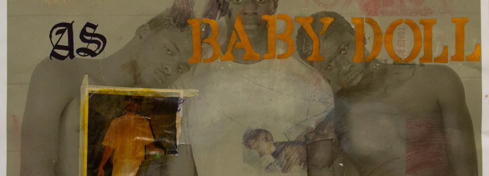 Baby Black Doll