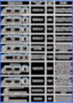 Типы и размеры грузового автотранспорта
