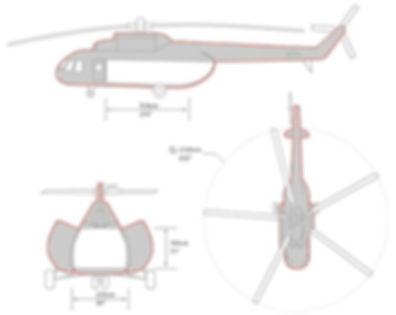 МИ 8 Схема