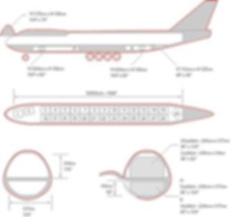 Boeing 747 Схема