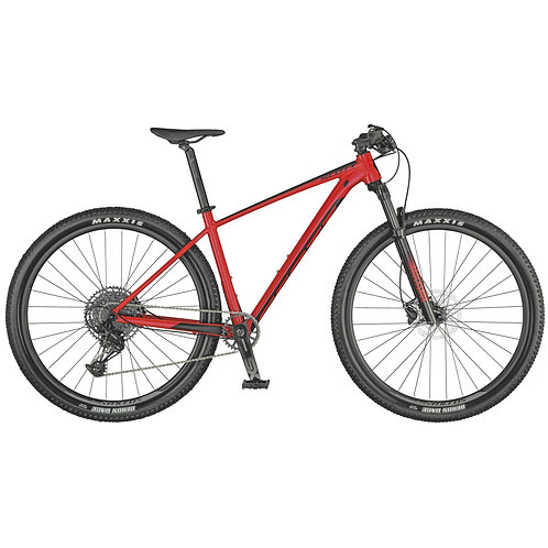Scale 970 Red - 2021