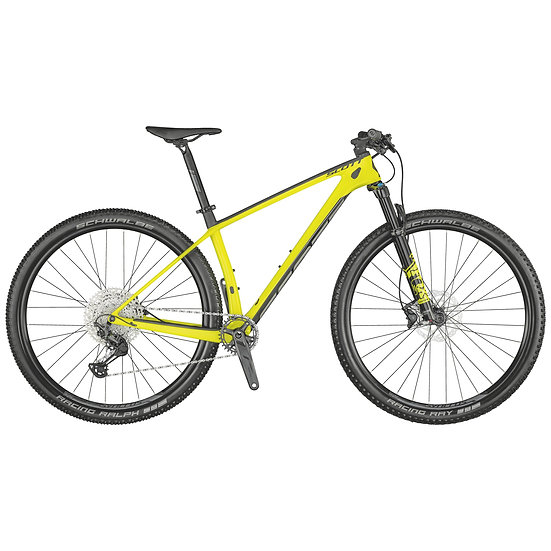 Scale 930 Yellow - 2021