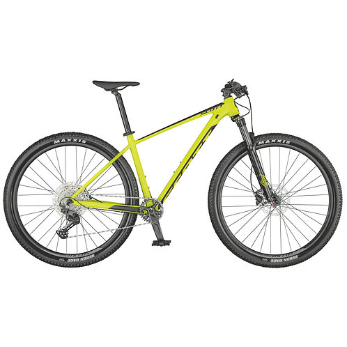Scale 980 Yellow - 2021