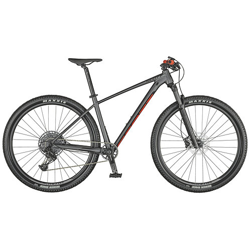 Scale 970 Dark Grey - 2021