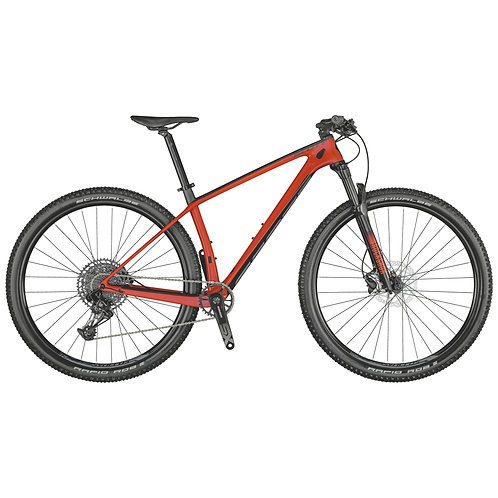 Scale 940 Red - 2021