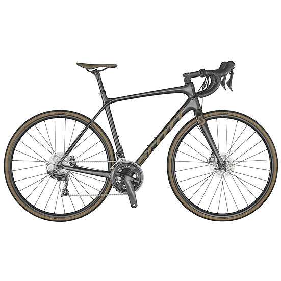Addict 10 Disc Carbon Onyx Black - 2021
