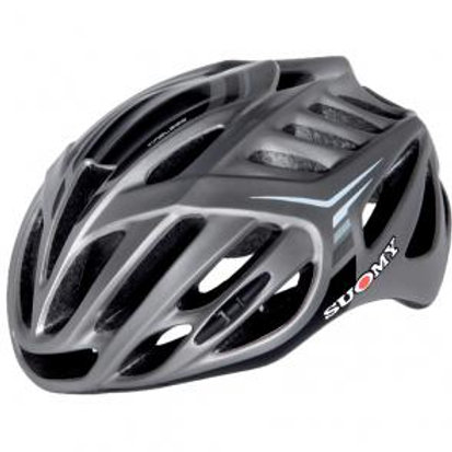 Capacete Suomy Timeless Cinza