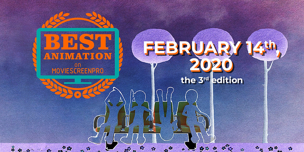 The Best ANIMATION on MovieScreenPro Film Festival, 3rd edition