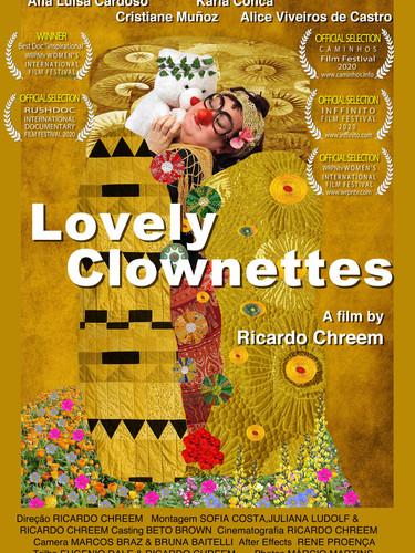 Lovely Clownettes