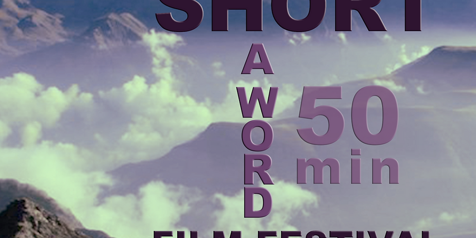 The 4th Edition of the AWord Indie Short Film Festival