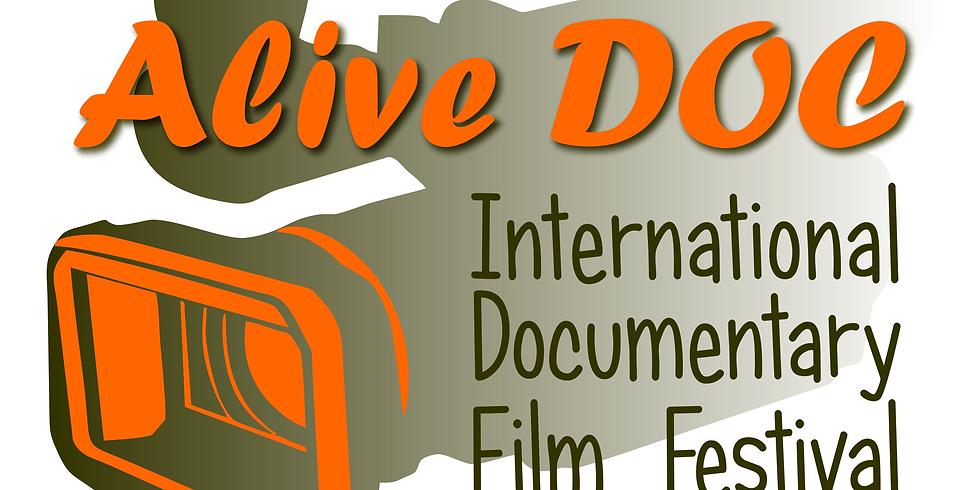 The 3rd International Documentary Film Festival AliveDoc
