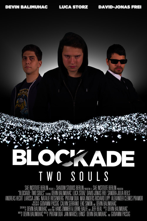 BLOCKADE_ Two Souls Poster