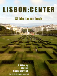 Lisbon center: slide to unlock