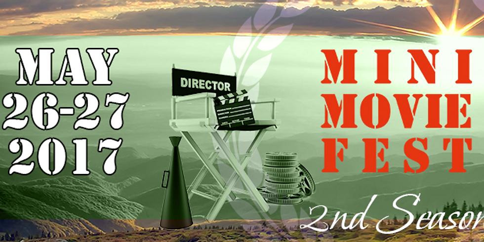15 minutes Film Festival Minimovie