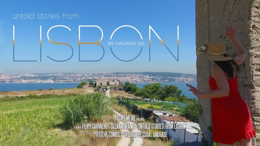 Lisbon we can enjoy life Poster