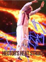 Hector's heat stroke