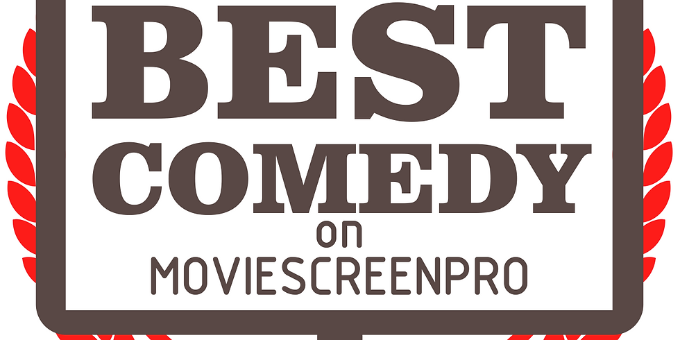The 3rd Edition of the Best Comedy Film Festival on MovieScreenPro