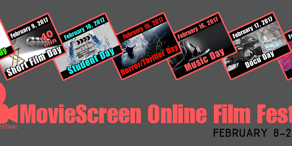 MovieScreenPro Film Festival