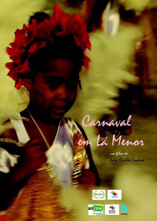KIDS OF CARNAVAL Poster