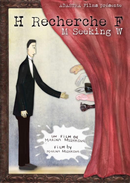 M seeking W Poster