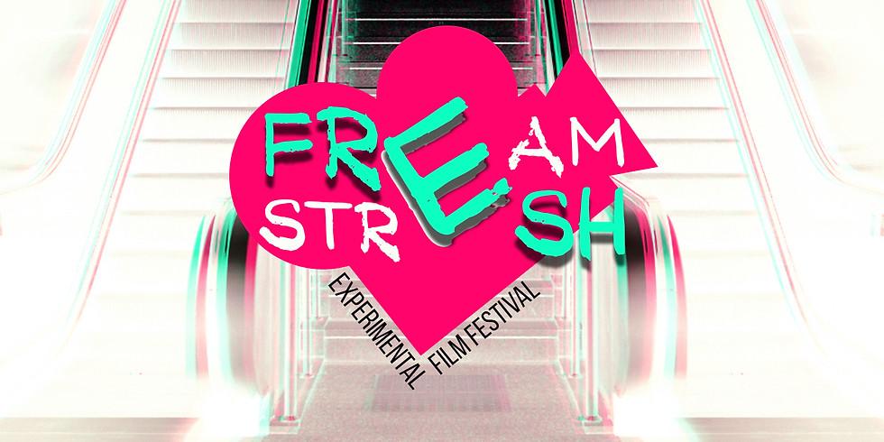 FRESH STREAM Experimental Film Festival, the 5th edition