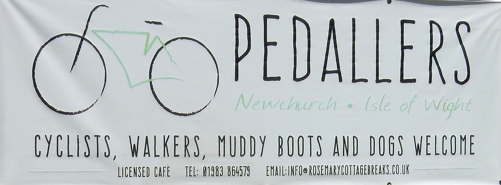 Pedallers Cafe, Newchurch