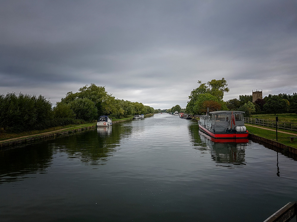 The Gloucester to Sharpness Canal