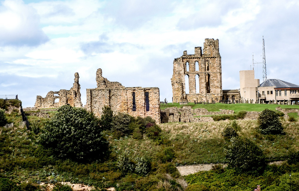 Tynemouth Castle and Abbey