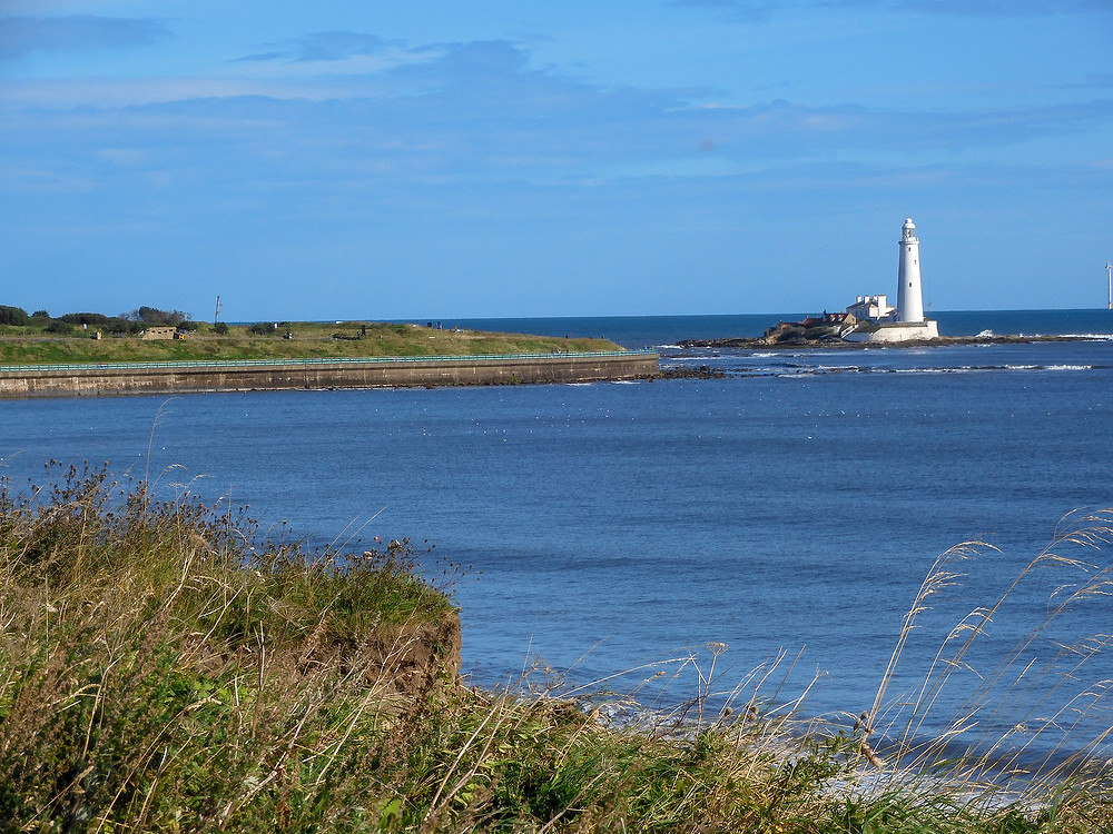 St Mary's Lighthouse, Tynemouth