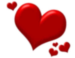 Red clip art heart