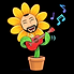 Blandon Music Flower.png