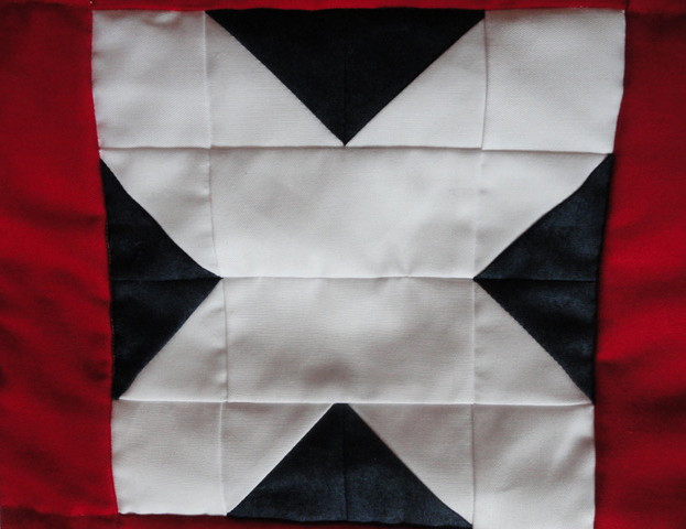The flag of St Andrew of Scotland