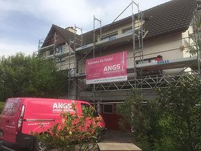 Maler   Romanshorn   Gerüstbau   Renovationen   Baustellen   Fassade