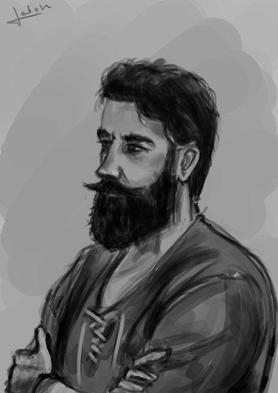 Bearded Man Study.jpg