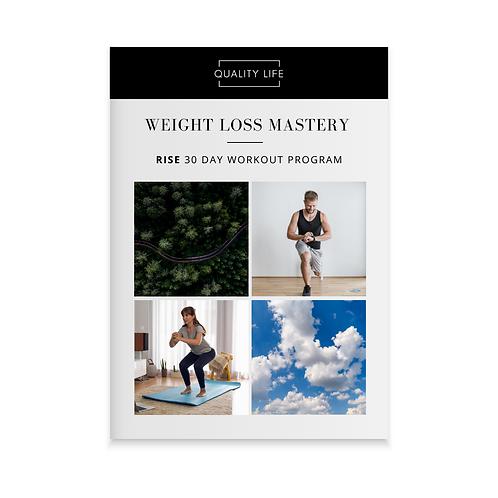 RISE Bodyweight Workout Program