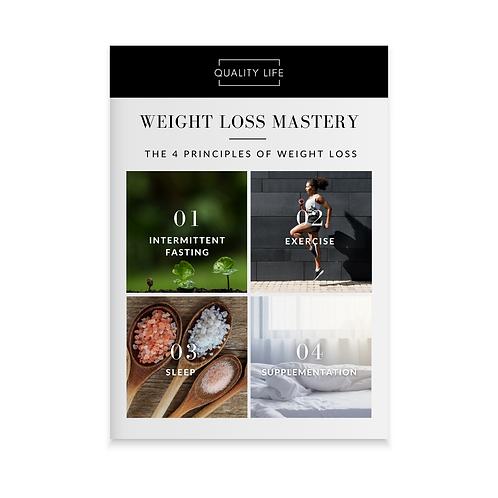 Weight Loss MASTERY: Fitness Program
