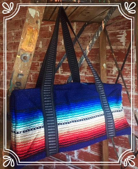 Gadabout Duffle Bag Navy