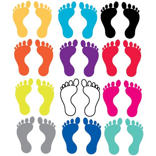 """""""Little Feet Line-Up"""" Stix: Set of 12"""