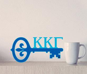 Kappa Kappa Gamma Key Letters Stix