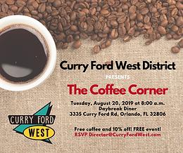 CFW Coffee Corner