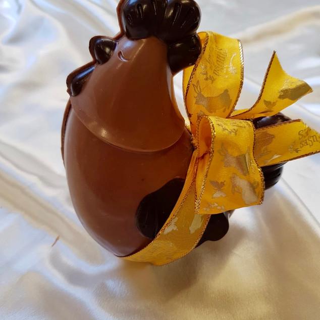 Cocotte chocolat lait