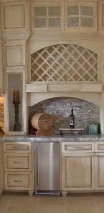 Kitchen Cabinetry Stain