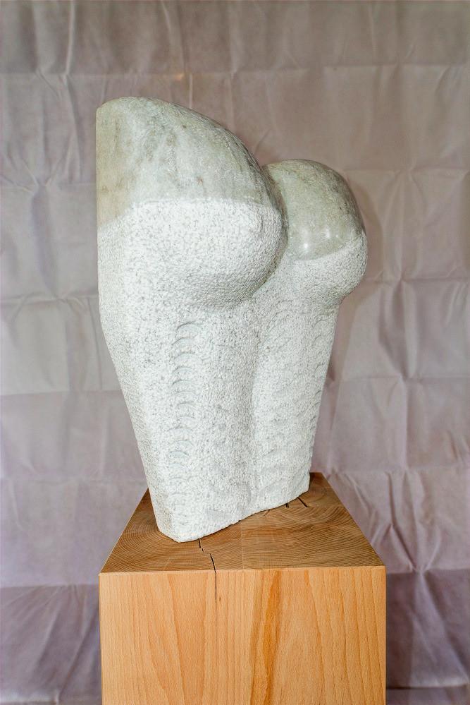 Torso white Venus
