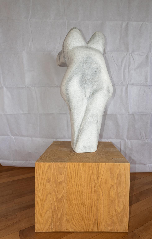 Skulptur Nacktreserve